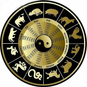 Animal sign luck in the year of the goat